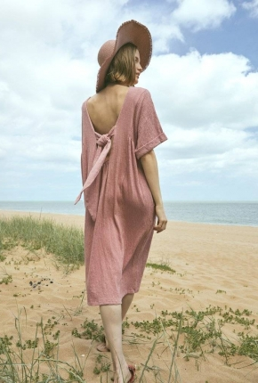 Robe Selsey poudre