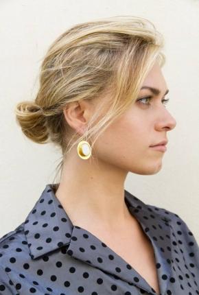 Boucles d'oreilles Nuri