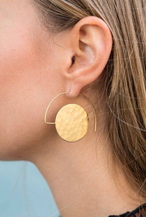 Boucles d'oreilles Cader