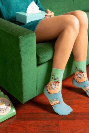Chaussettes Psy