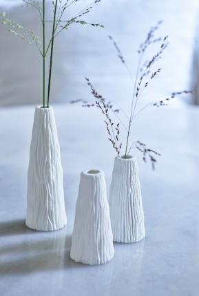 Vase Korall long