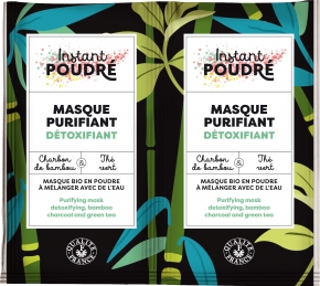 Masque visage purifiant...