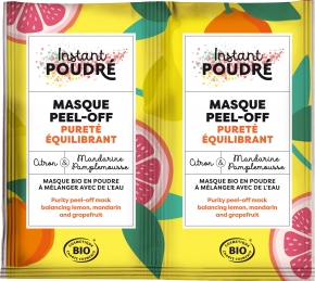 Masque peel-off pureté