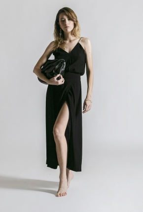 Jupe Faustina noir