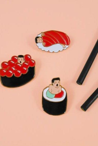 Pin's Sushi (au choix)