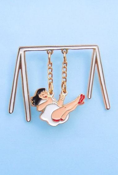 Pin's Swinging