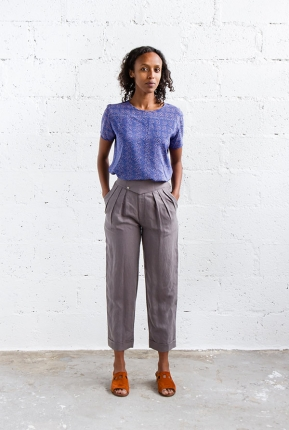 Pantalon Jaffa taupe
