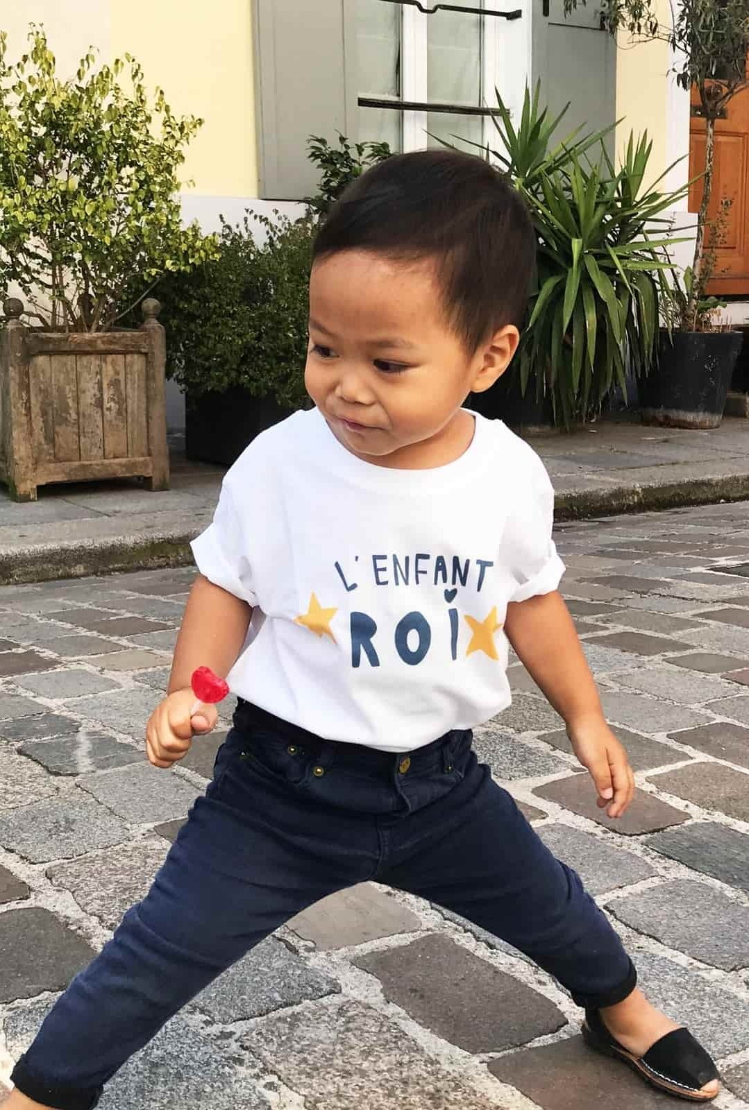 T-shirt L'Enfant Roi