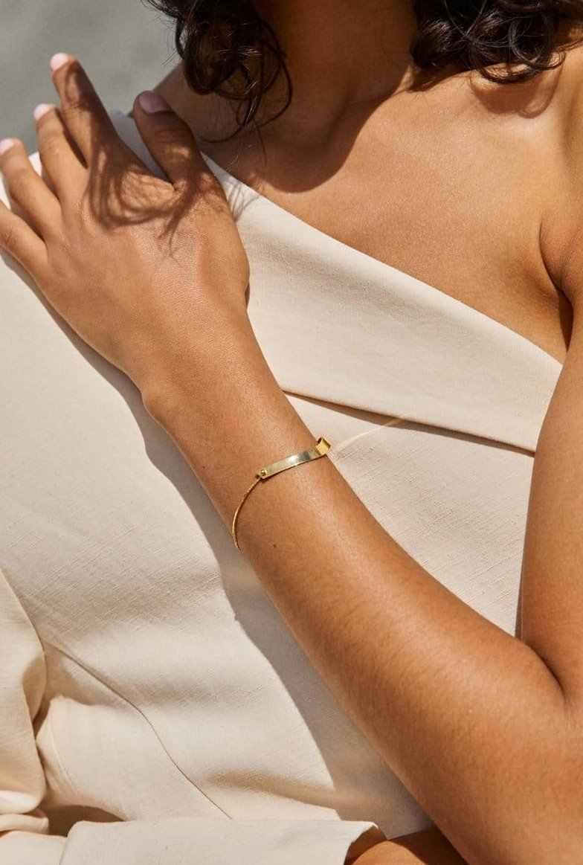 Bracelet de côté