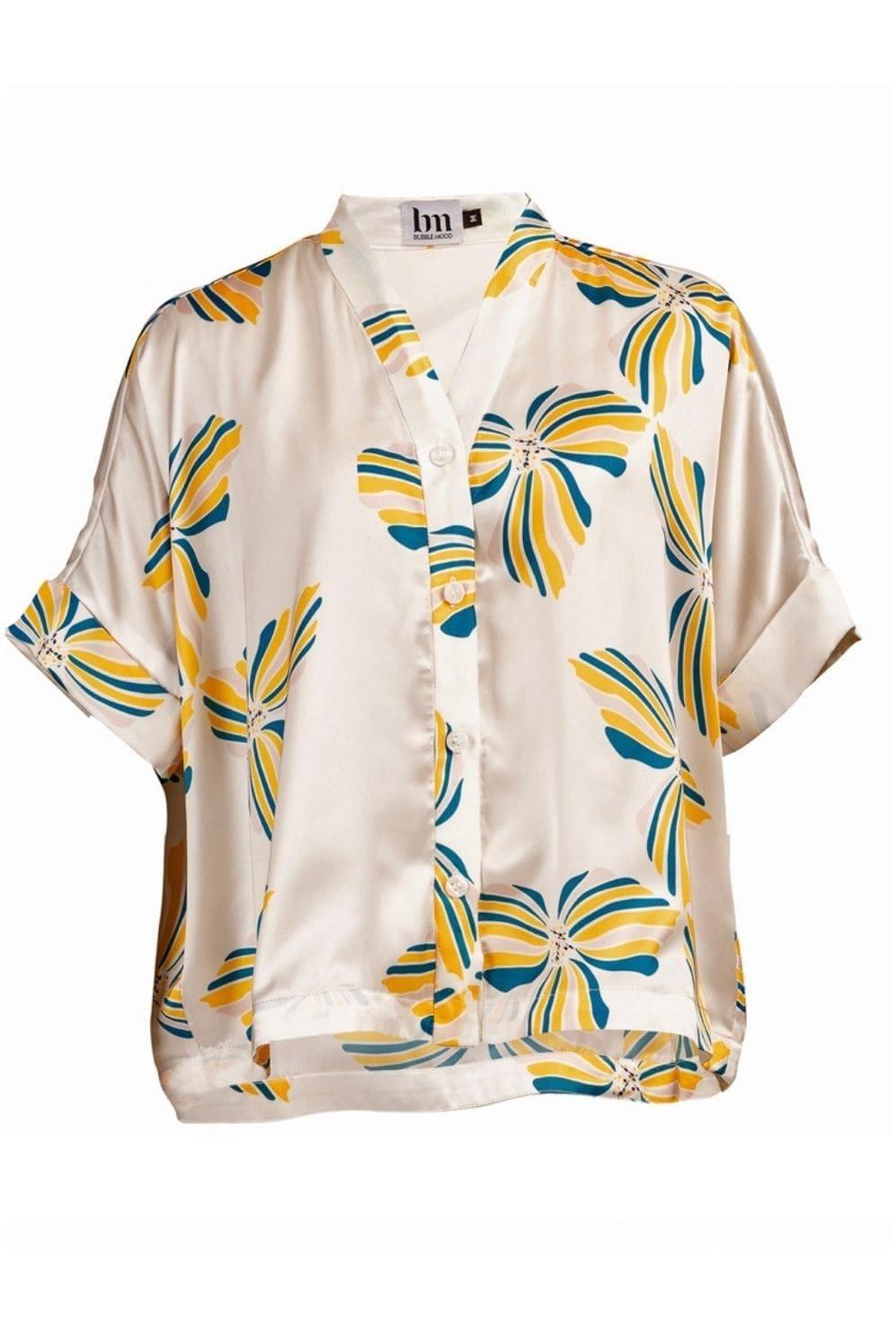 Chemise Bali blanc