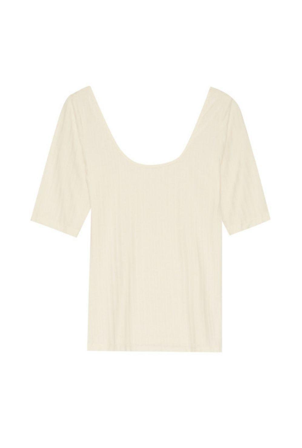 T-shirt Bennett écru